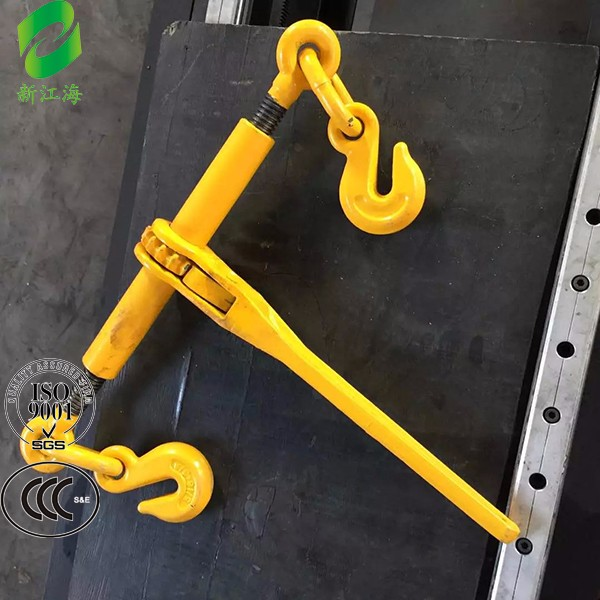 G70/G80 chain fastener forged ratchet type load binder
