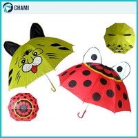 China manufacturer latest design nice design factory price cute umbrella for kids