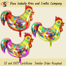 walking animal balloon chicken ballons aluminum balloon