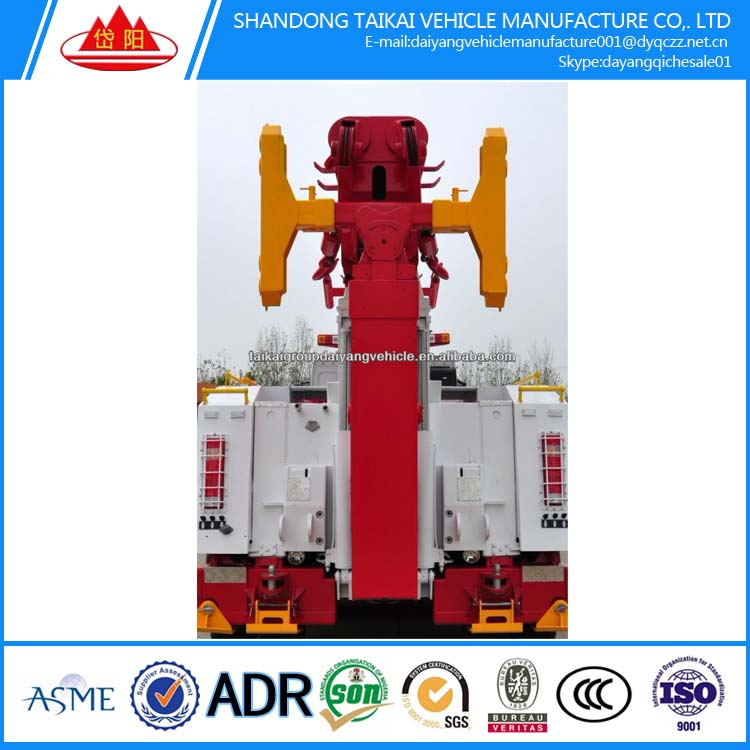 Biggest manufacturer wrecker factory electric motor wrecker towing truck