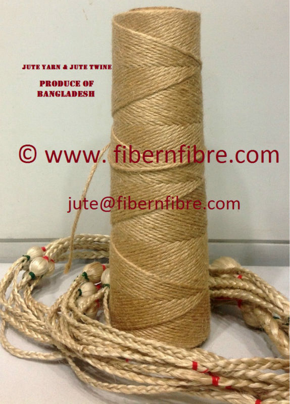 Jute Yarn for Technical Uses