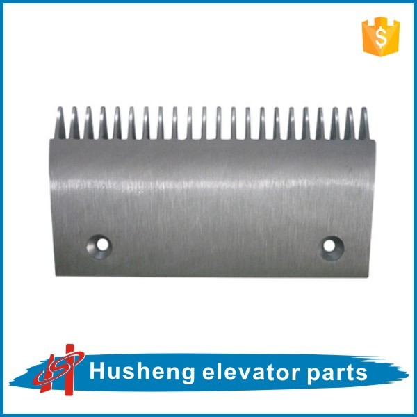 Hyundai Escalator comb plate, escalator comb plate middle