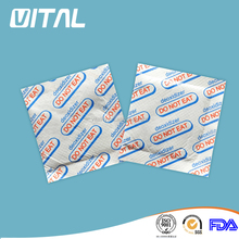 Food grade physical preservative 200cc oxygen absorber for potato chip