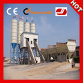 HZS50 Four-class sealing protection ready mix seal protection concrete batching plant
