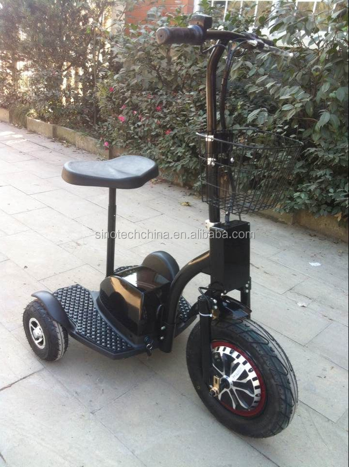factory loe price 3 wheel electric motor scooter