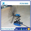 Small easy operation used air duct cleaning equipment