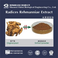 Pure Natural Radices Rehmanniae Extract,Radices Rehmanniae Preparata Extract
