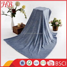 promotion Hot Sale super soft thick heavy flannel fleece blanket with bellyband