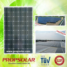 Best price and high efficiency mono water cooled solar panels