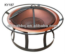 Outdoor fire pit,chiminea