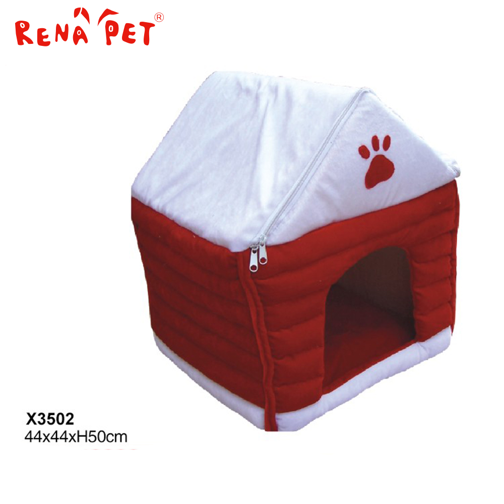 Fine quality new coming dog cave dog bed dog christmas house