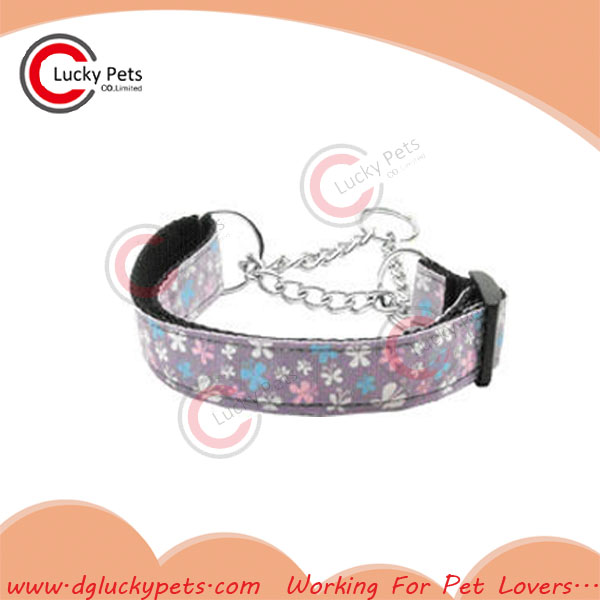 Fashionable design waterproof martingale trainning dog collar