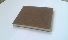 soft backing sanding sponge block