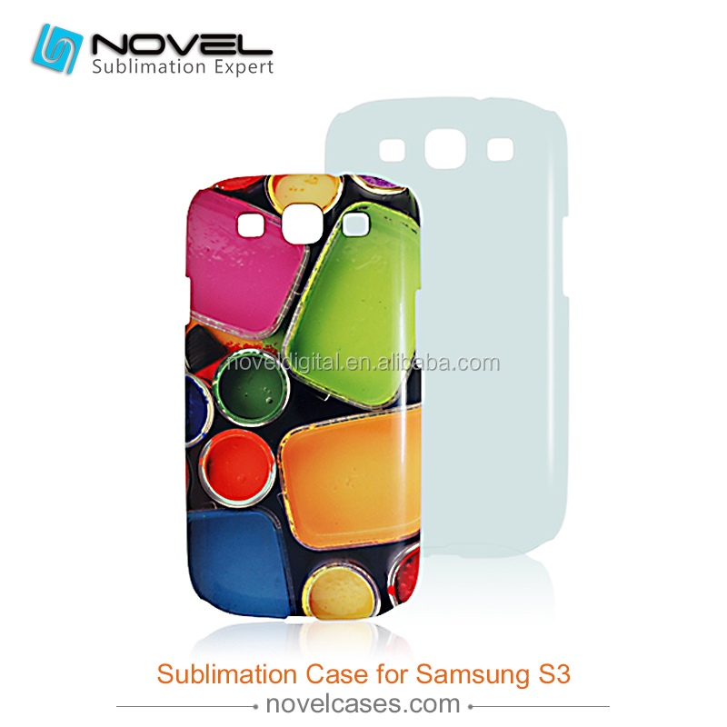 Online Wholesale Price 3D Sublimation Mobile Phone Case For Samsung S3