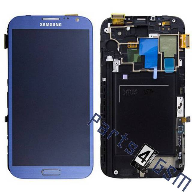LCD Display Module Galaxy Note II