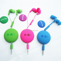mobile phone Earphone for Samsung Galaxy S3 S4 with Mic and Volume control