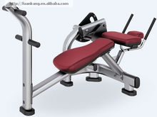Commercial factory product Ab. Crunch Bench
