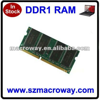 Laptop ram memory ddr 400 2gb