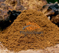 30% Polysaccharides 2% Triterpene 5% Polyphenols from Chaga Mushroom fruit body