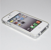 Full Cover TPU Case for iPhone 5 5G, Whole Shell Crystal Case for iPhone 5 --LAUDTEC
