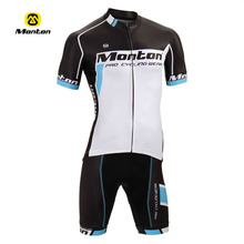 Monton High quality short sleeve cycling clothing sets for wholesales