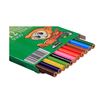 Lastest Round Colour Wooden pencil with Custom logo Drawing tools