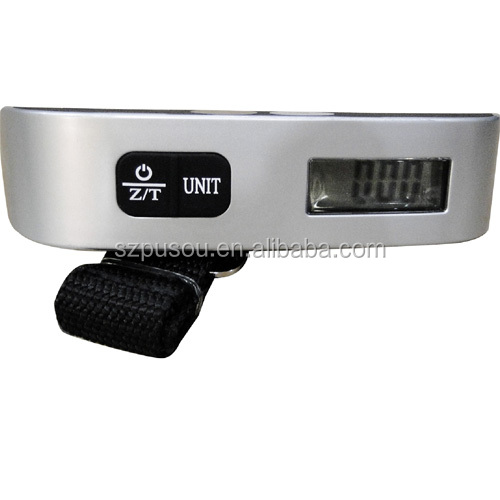 Smeta audit Luggage Scale with Max. capacity:50kg, division:10g
