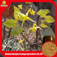 Best Price Factory Wholesale Epimedium/Horny Goat Weed Extract Powder for Male's Sex Enhancement