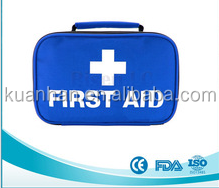 2017 new products Disaster Emergency Kit / sport trauma bag / athlete first aid pouch