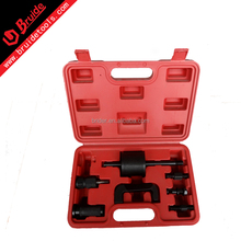 9 Pcs Common Rail Injectors Extractor Set With Slide Hammer For DB CDI Engine Timing Tool