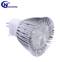 Shenzhen Factory mr11 led spotlight lamp 12v 3w with CE&RoHS