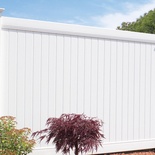 PVC Vinyl Fence Privacy Fence Screen