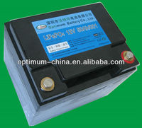 40Ah-100Ah, rechargeable lithium emergency 110V-240VAC power battery pack 12V 50Ah, backup systems