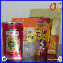 Made in china plastic chips packaging bags