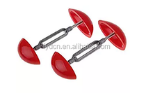 2PCS Men Women Stretchers Shaper Expander Width Extender Adjustable Mini Shoe Trees