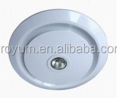 Small room ventilation fan with halogen light white panel for Small room ventilation systems