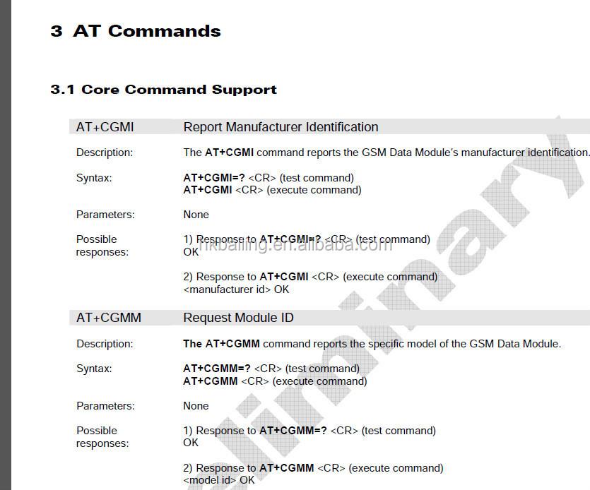 Original Wavecom Modem GSM GPRS Modem Wavecom Fastrack Supreme