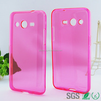Clear phone case for Sumsung Galaxy Core 2/G355H