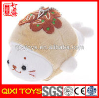Promotion stuffed soft toy fish