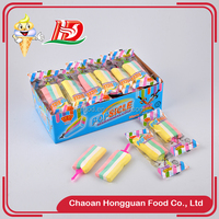 HONGGUAN Sweet personalized multicoloured lolly names of marshmallows