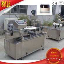body cream bottle washing filling capping machine
