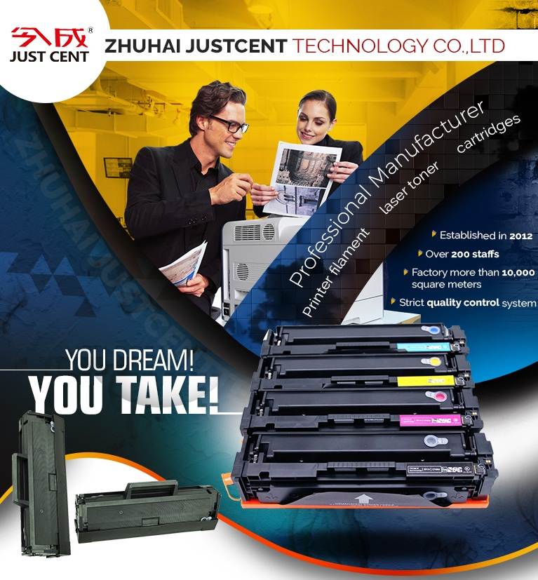 zhuhai chinese toner CE255A for hp laser toner cartridge part