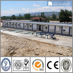 Fast Build Easy Installation container house for barracks