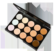 2017 High Quality New 15 Color Face Concealer Make Up Camouflage Palette