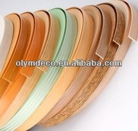 Good quality 18mm pvc edge for kitchen cabinet