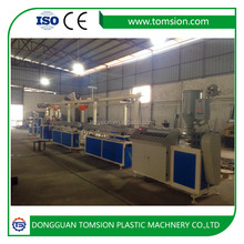 filament making extruder machine for wood plastic composite