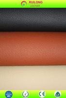 Faux Vinyl leather for marine and auto upholstery