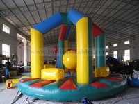 Newest commercial inflatable funny games 18