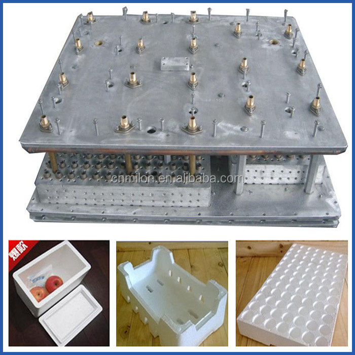 Expanded polystyrene mold/styrofoam mould/EPS foaming mould