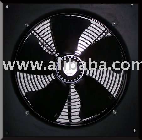 Axial Fan With External Rotor Motor (KV 4VGC45 350A X02-03)